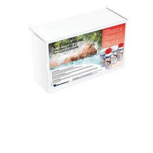 Treatment Kit for private pools